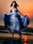 Jessica Magary sunrise photo shoot Virginia Beach