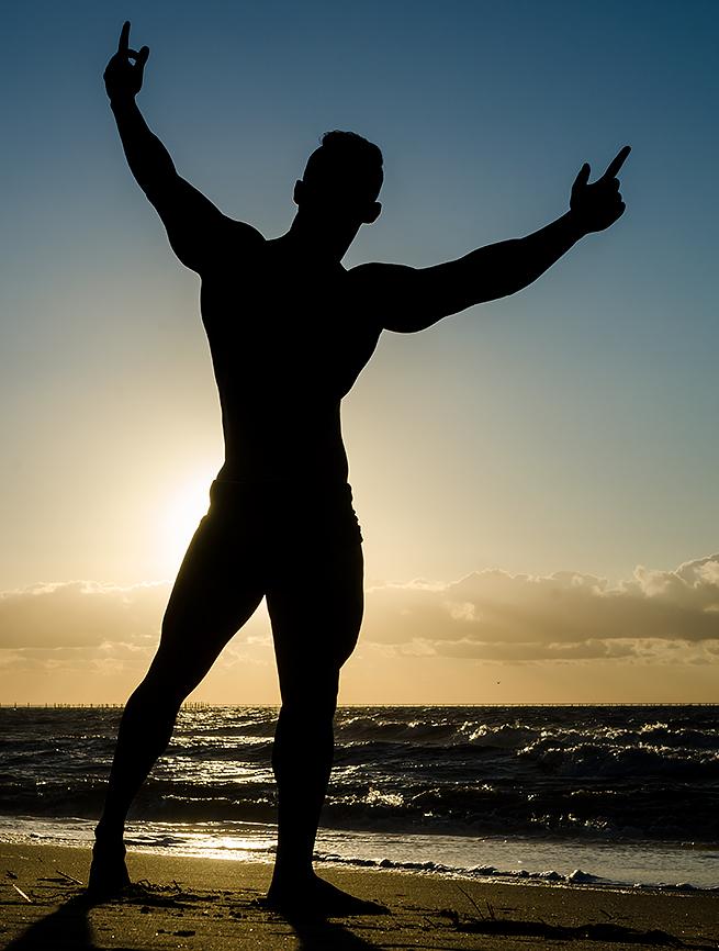 Jaymor Paul fitness session 081215