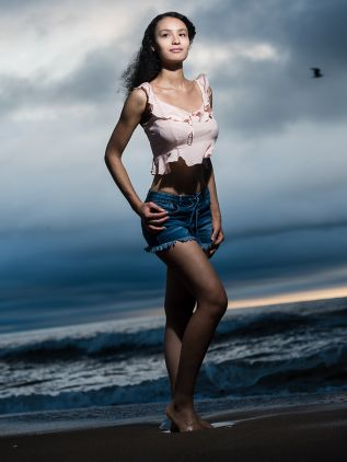 Charity-Luce-beach-sunrise-photo 6